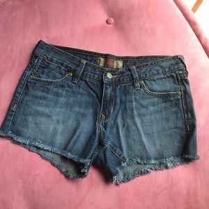 Old Navy Ultra-Low Denim Shorts